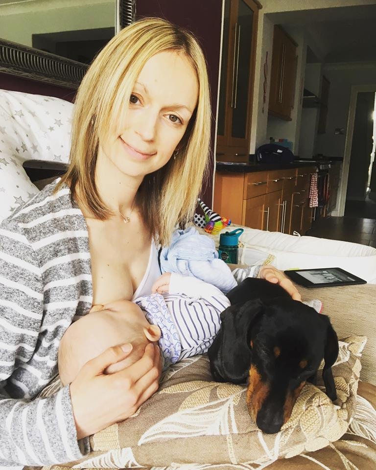 Breastfeeding Mum