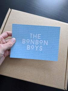 The Bonbon Boys Pick N Mix Sweets based in Bournemouth, Dorset