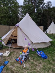 Top 10 Tips for Camping with a Toddler