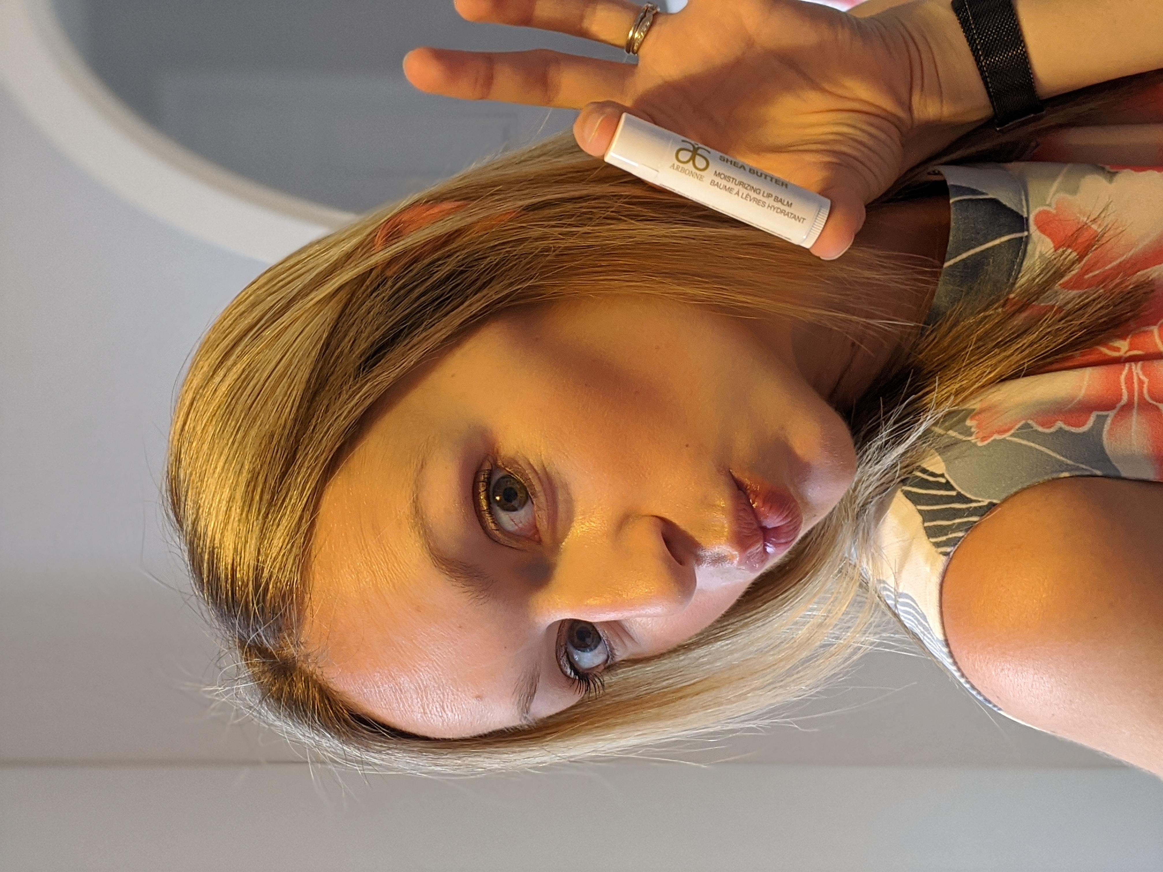 Arbonne Shea Butter Moisturising Lip Balm